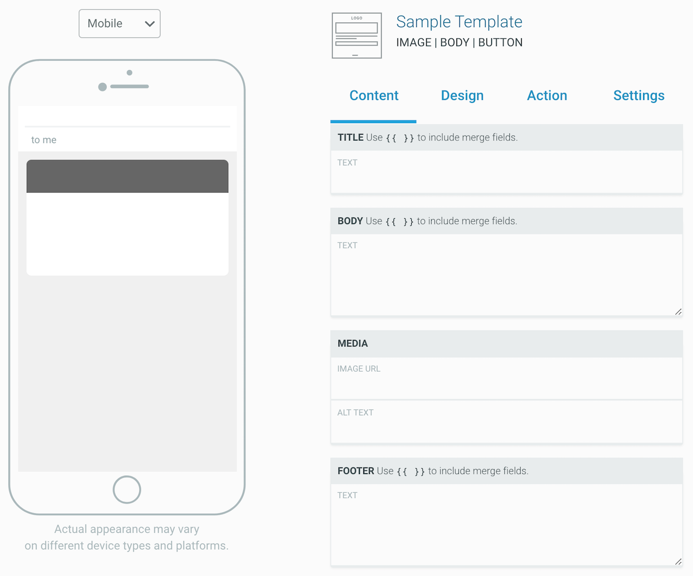 Email Templates Tutorial