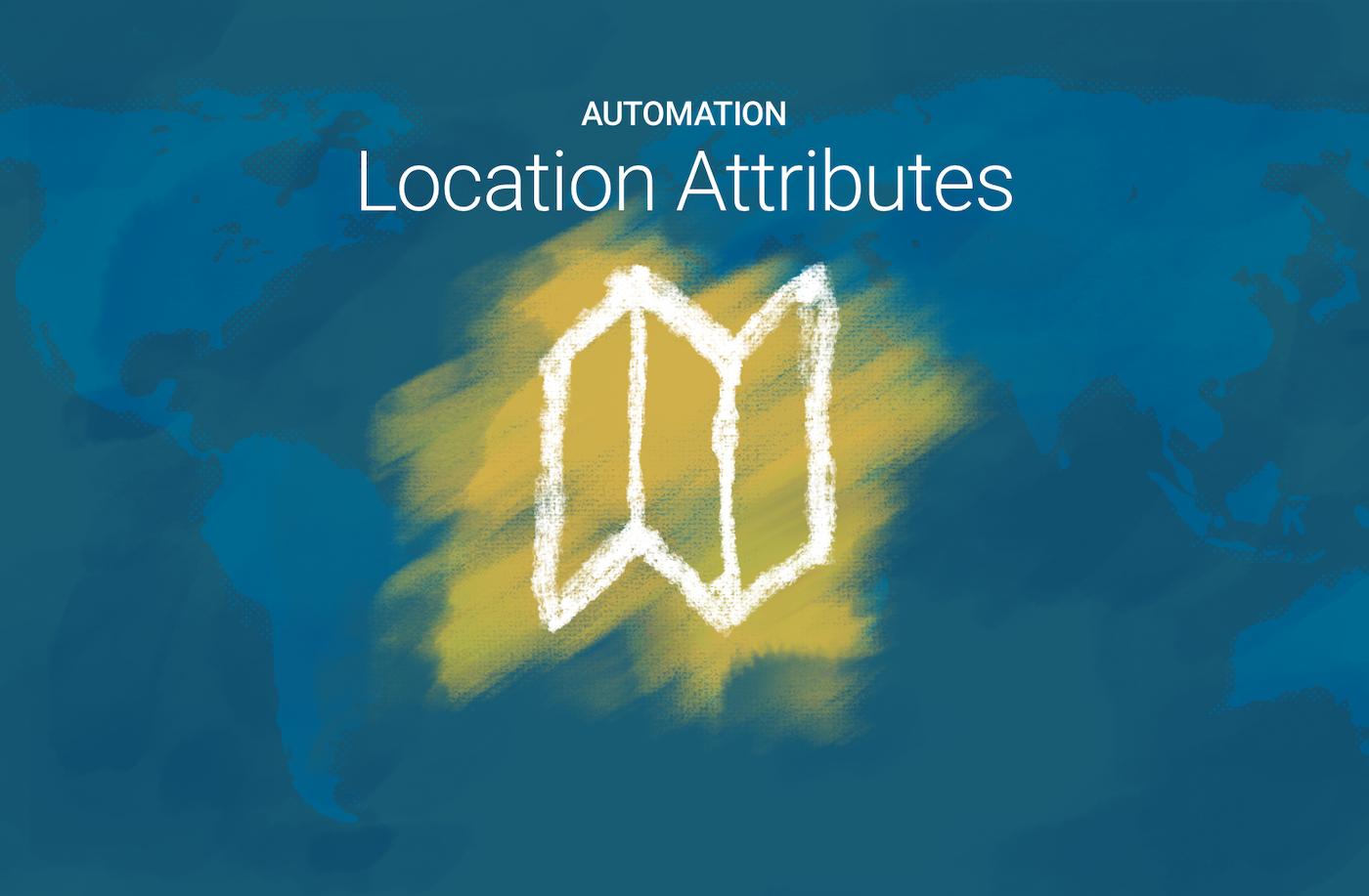 UI Support for Location (Region) Attributes