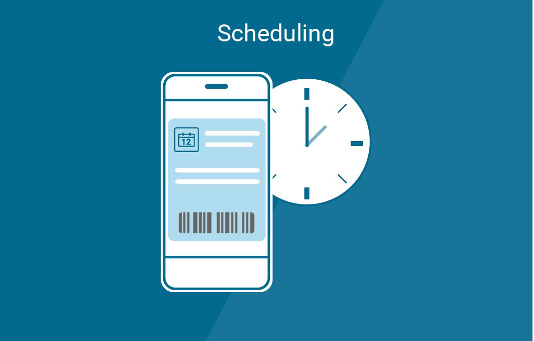 Reach Scheduling