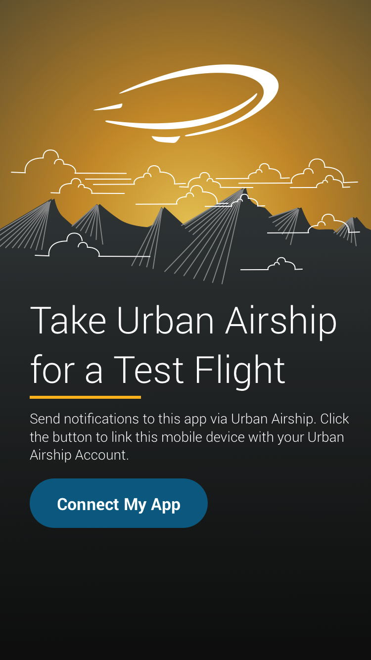 1st Flight App Guide