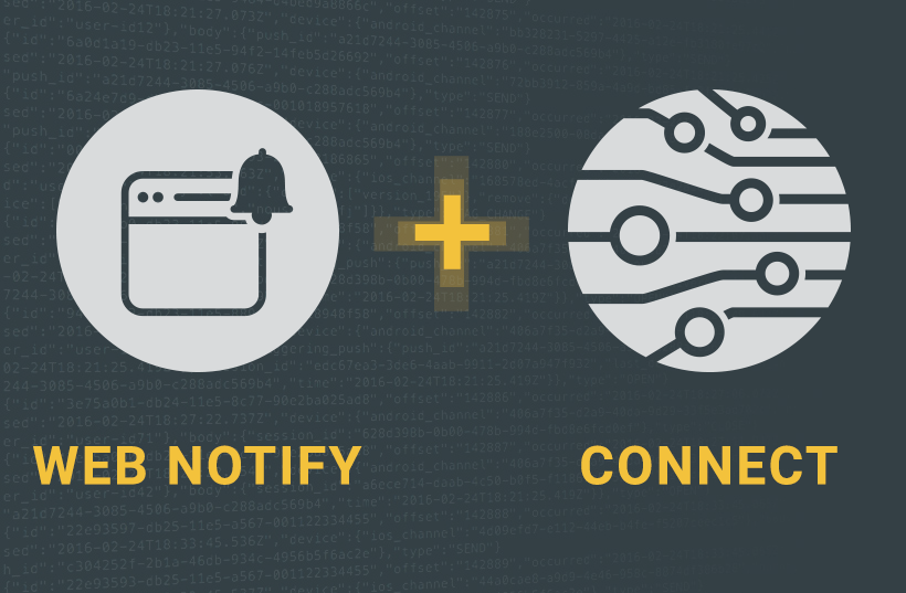 Web Notify & Connect
