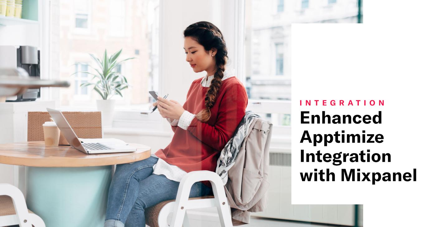 Enhanced Apptimize Integration with Mixpanel