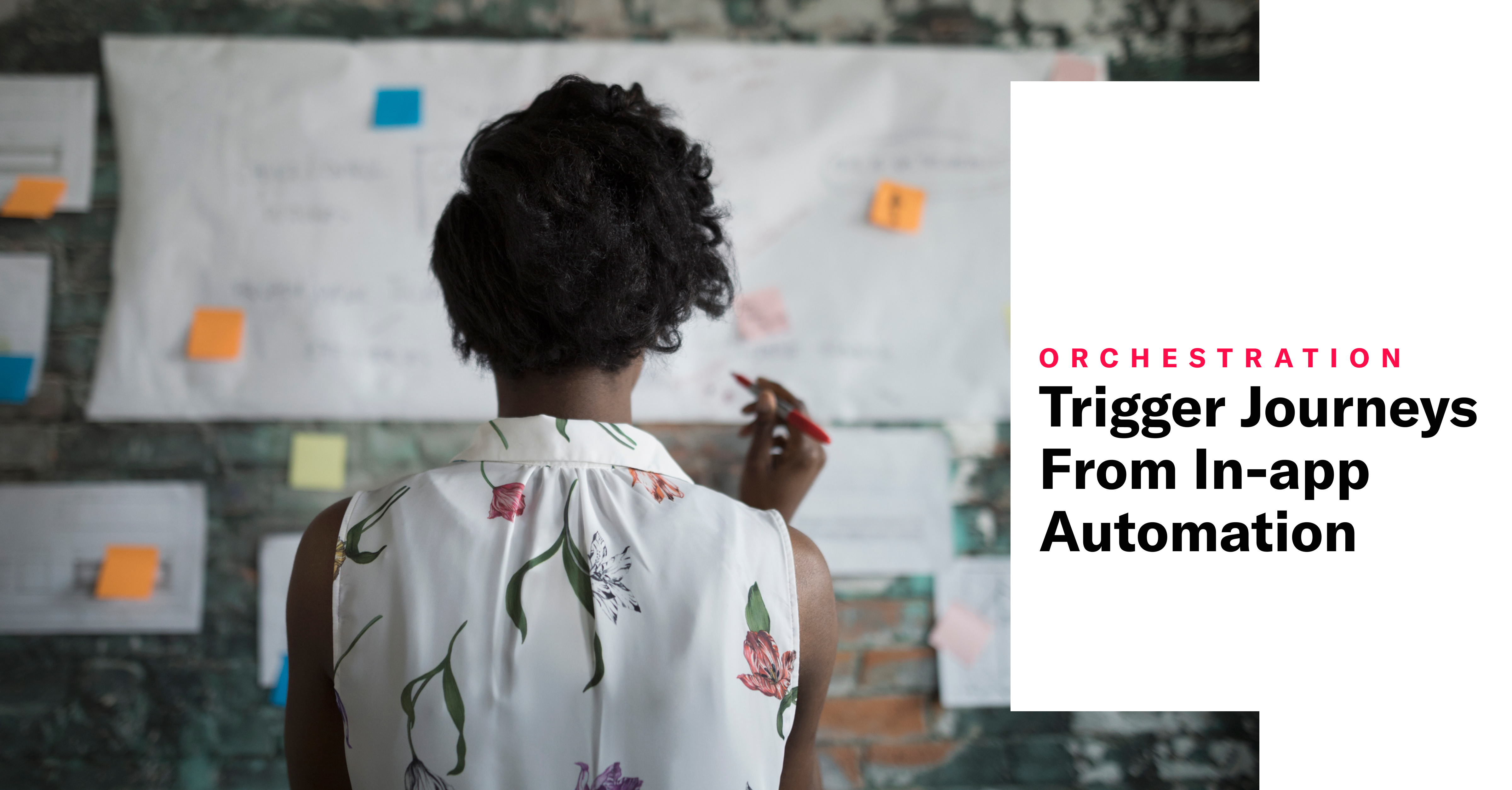 Trigger Journeys From In-app Automation